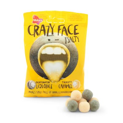 Crazy Face Insane Salty, 80 g