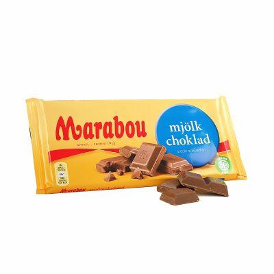 Marabou Mjölkchoklad, 200 g