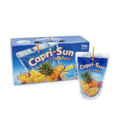 Capri-Sun Tropical, 10x 200 ml