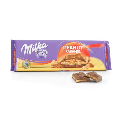 Milka Peanut Caramel, 276 g