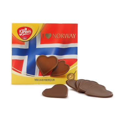 Freia I love Norway, 260 g
