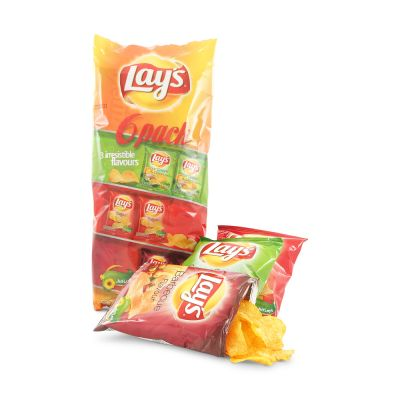 Lay's 6-pack, 165 g