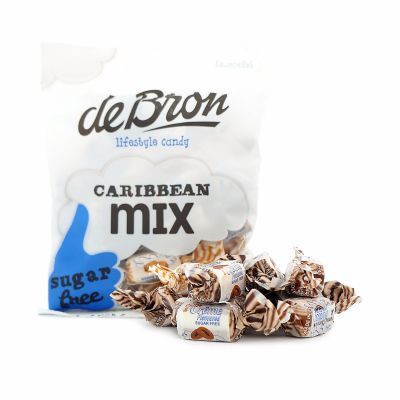 de Bron Caribbean Mix, 90 g
