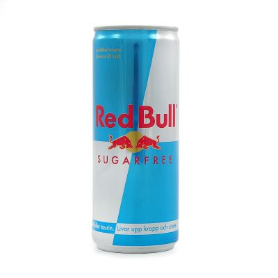 Red Bull Sockerfri, 250 ml