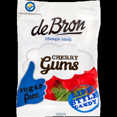 de Bron Cherry Gums, 100 g