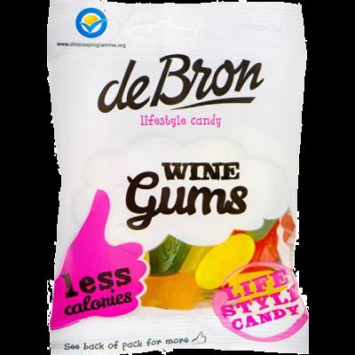 de Bron Winegums, 100 g