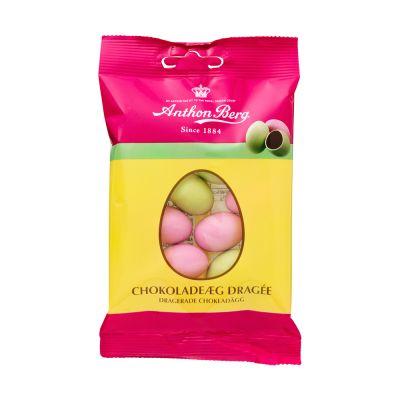 Anthon Berg Dragé Chokladägg, 80 g