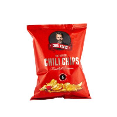Chili Chips vindstyrka 4, 150g