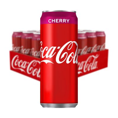 Coca Cola Cherry, 20x 330 ml