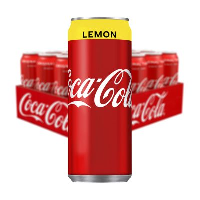 Coca Cola Lemon, 20x 330 ml