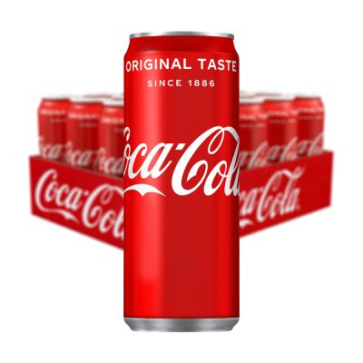 Coca Cola, 20x 330 ml