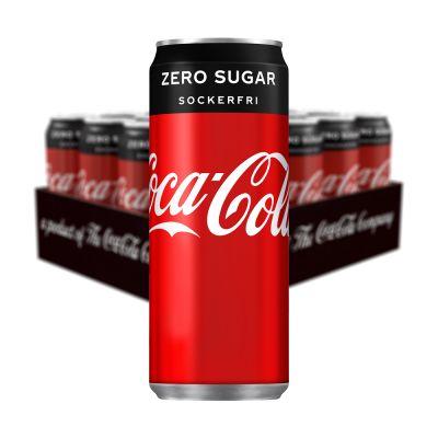Coca Cola Zero, 330 ml x20