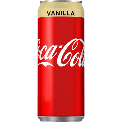 Coca Cola Vanilla, 330 ml