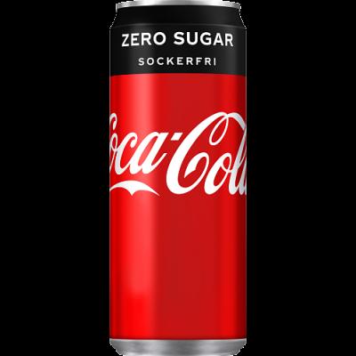 Coca Cola Zero, 330 ml