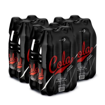 Dream Drinks Cola X 4x 1500ml