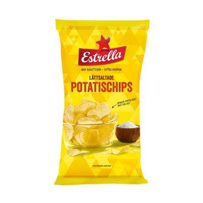 Estrella Potatischips, 275 g