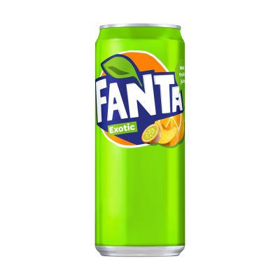 Fanta Exotic, 330 ml