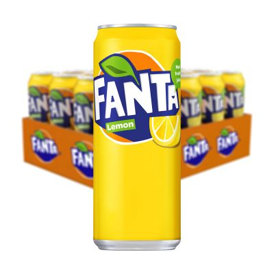 Fanta Lemon, 330 ml x20