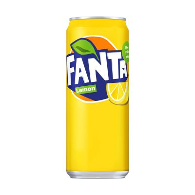 Fanta Lemon, 330 ml