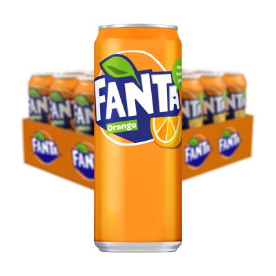 Fanta Orange, 20x 330 ml