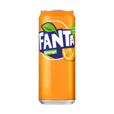 Fanta Orange, 330 ml