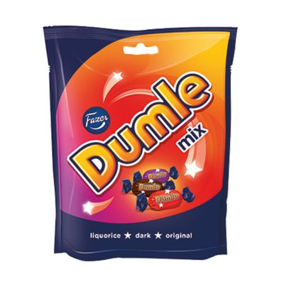 Fazer Dumle Mix, 220 g