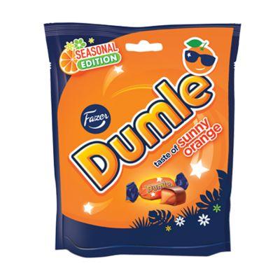 Fazer Dumle Sunny Orange, 220 g