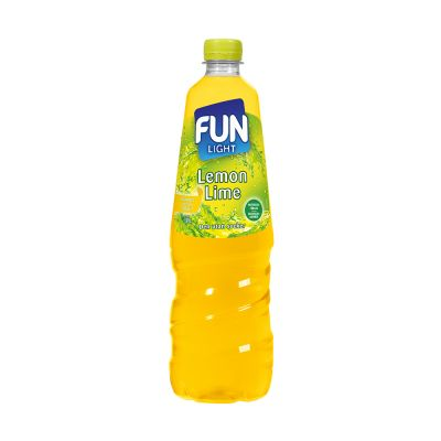 Fun Light Lemon Lime, 1000 ml