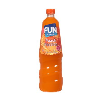 Fun Light Peach Passion, 1L