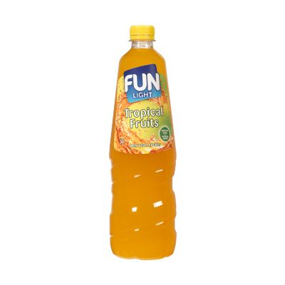 Fun Light Tropical Fruits, 1L