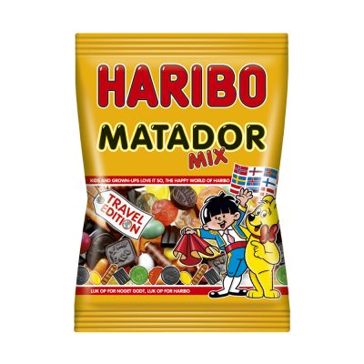 Haribo Matador Mix, 500 g