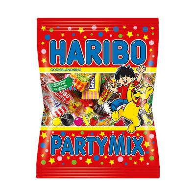 Haribo Party Mix, 250 g