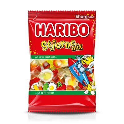 Haribo Stjerne Mix, 375 g