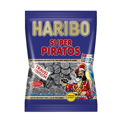 Haribo Super Piratos, 425 g