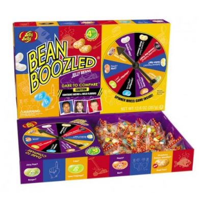 Jelly Bean Jumbo Spinner spel, 357g