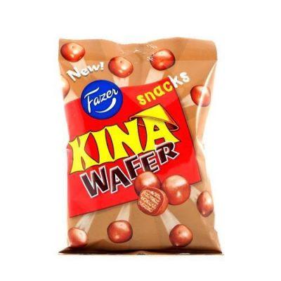 Fazer Kina Wafer Snacks, 155 g