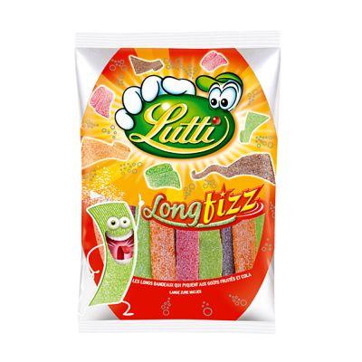 Lutti Long Fizz, 100 g
