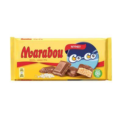 Marabou Co-Co, 185 g