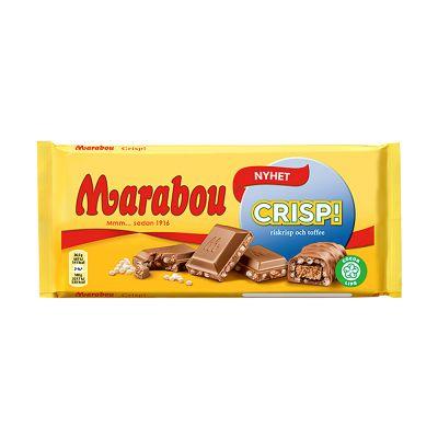 Marabou Crisp, 185 g