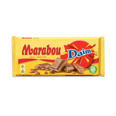 Marabou Daim, 200 g
