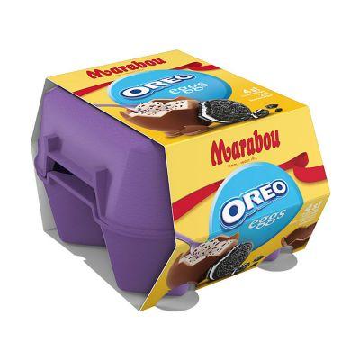 Marabou Oreo Ägg 4-pack, 128 g