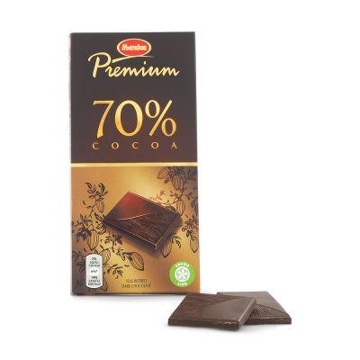 Marabou Premium 70%, 100 g