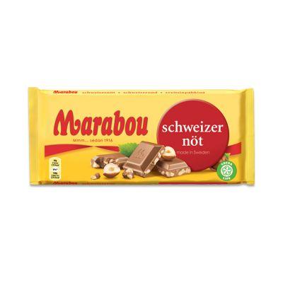 Marabou Schweizernöt, 200 g