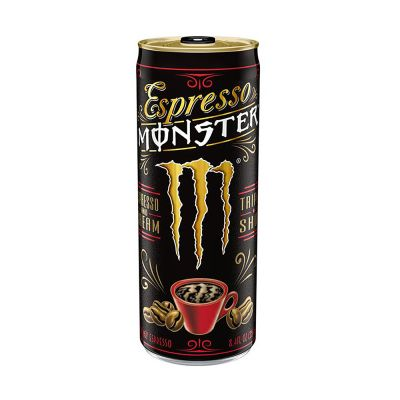Monster Iskaffe Espresso Milk, 250 ml x12