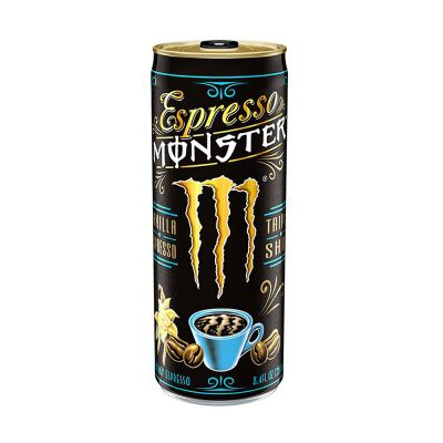 Monster Iskaffe Espresso Vanilla, 250 ml x12