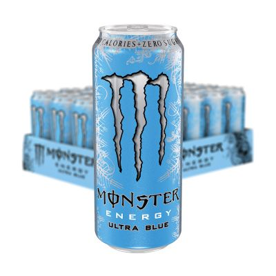 Monster Energy Ultra Blue, 500 ml x24