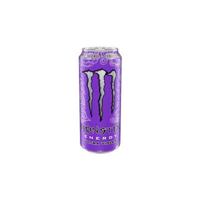 Monster Energy Ultra Violet, 500 ml x24