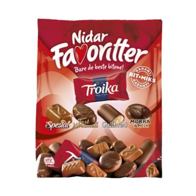Nidar Favoriter Troika, 300 g