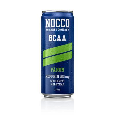 NOCCO BCAA Päron, 24x 330 ml