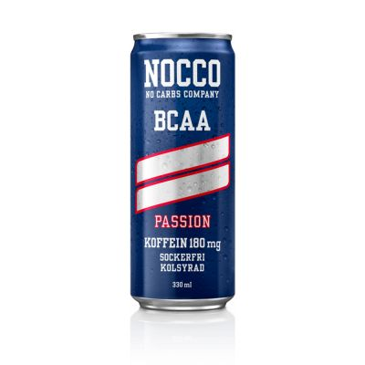 NOCCO BCAA Passion, 330 ml x24